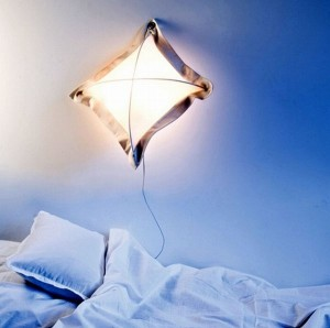 bed pillow design light