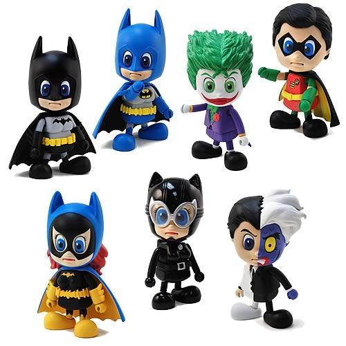 batman mini action figures