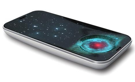 black hole cellphone design
