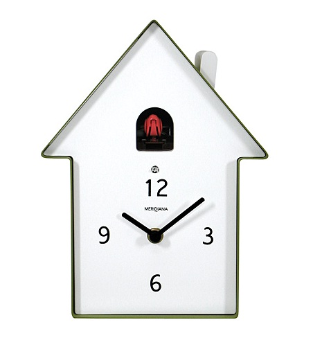 cool cuckoo clock design