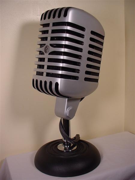 cool pc mod of a mic
