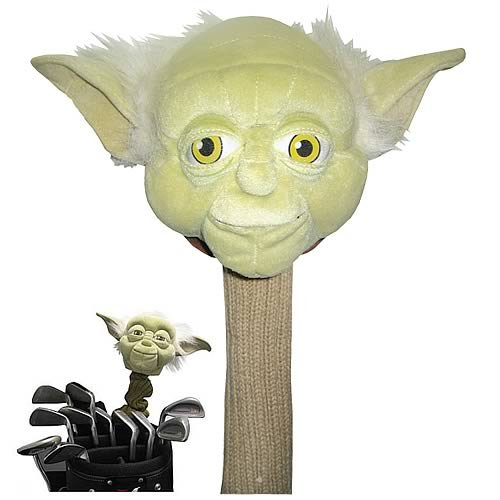 star wars yoda gold club cover