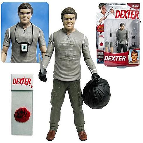 dexter action figures