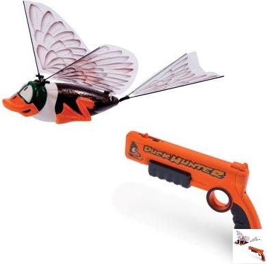 flying duck hunt game