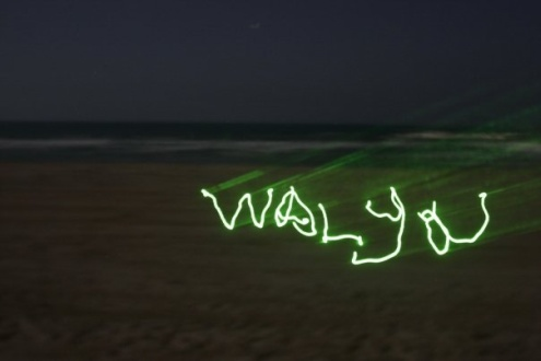 green laser pointers walyou