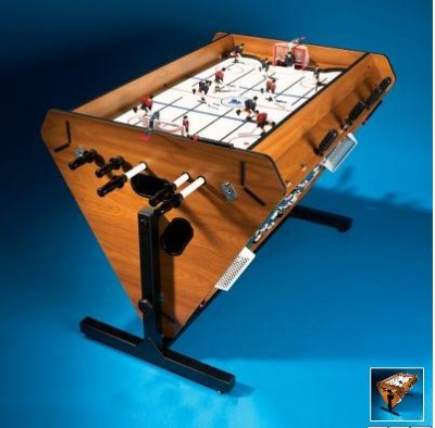 4 in 1 Rotating Game Table: Play Outdoor Games Indoors
