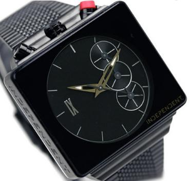 new tokyoflash watch design independent