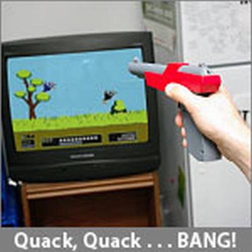 old school nes game console