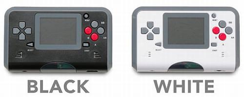 portable nes game console