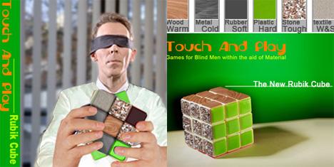 texture rubik's cube game design