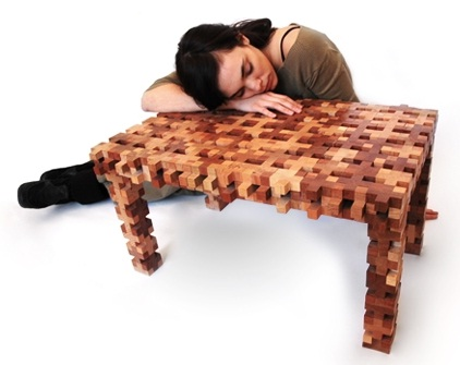 tetris game table design