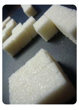 cool sugar cube art of tetris