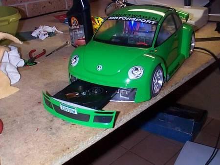 vokswagon beetle computer mod