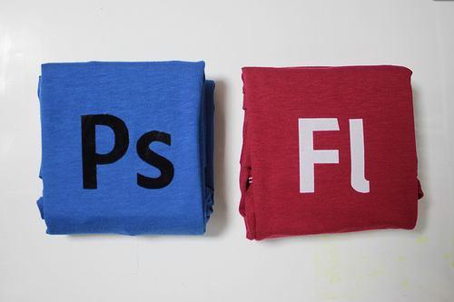 cool adobe cs3 t shirt designs