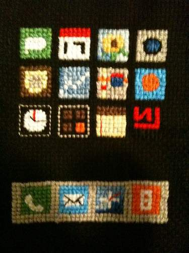 iphone icons iphone sleeve