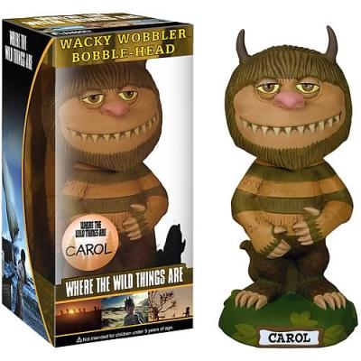 carol where the wild things are bobble head
