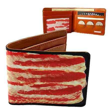 delicious bacon wallet