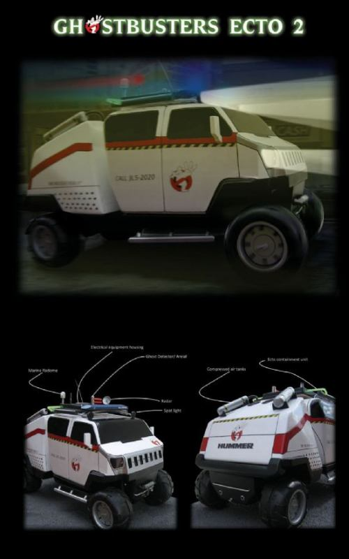 ghostbusters 3 ecto 2