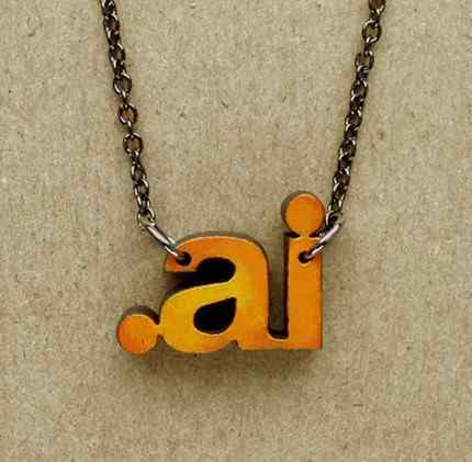 adobe illustrator file extension necklace