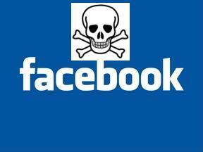facebook app virus