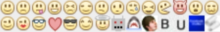facebook chat emoticons icons