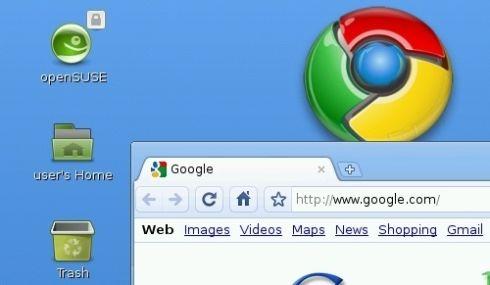 unofficial google chrome os linux