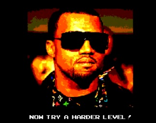 funny kanye west super mario brothers
