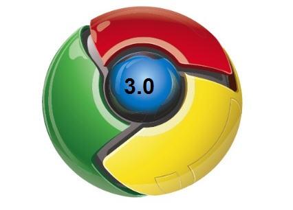google chrome 3.0 beta version