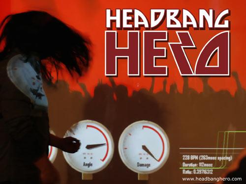 headbang hero video game