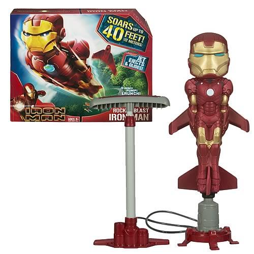 iron man rocket blast toy