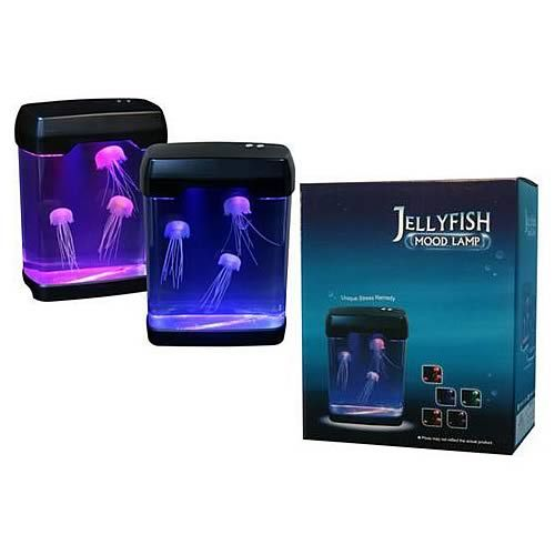 cool jellyfish mood lamp