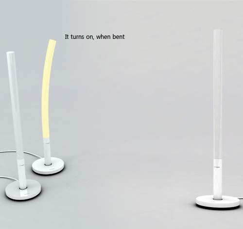 bending light design