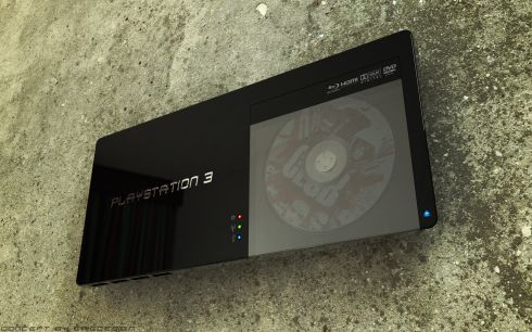 new ps3 slim concept