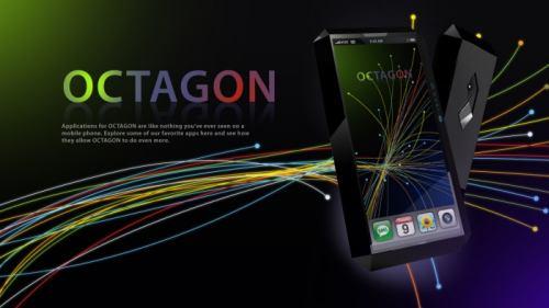 octagon cellphone concept