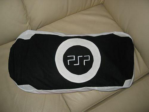 new psp pillow creation
