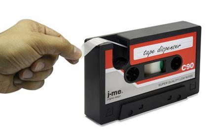 cool cassette tape dispenser