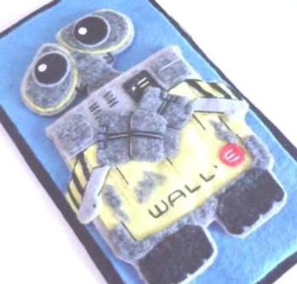 new wall-e iphone case