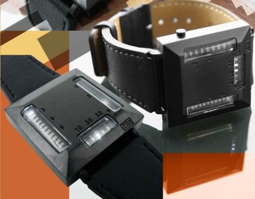 led watch design tokyoflash