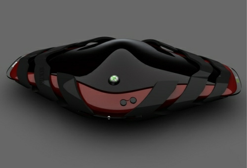 xbox 720 gaming console design