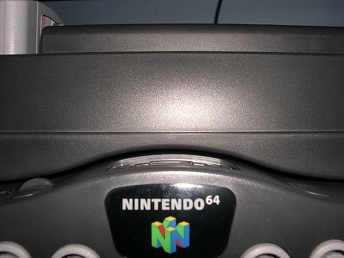n64 mod with hard drive