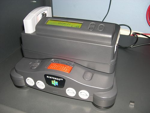 n64 hard drive mod