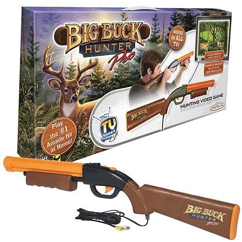 big buck hunting game