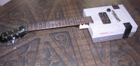 nes guitar mod