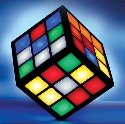 touchscreen rubik's cube