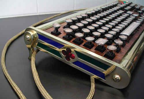 cool alchemist computer keyboard mods