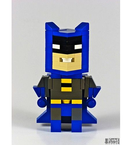 batman lego art