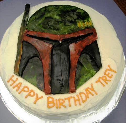 boba fett treys cake