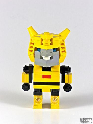 lego bumblebee transformer