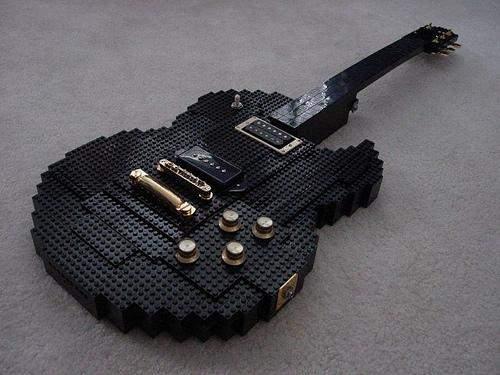 cool lego guitar