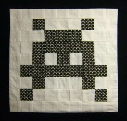 cool space invaders cushions